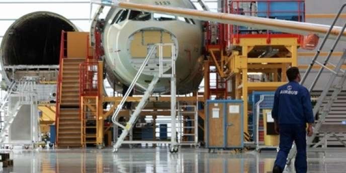 L'industrie aéronautique.
