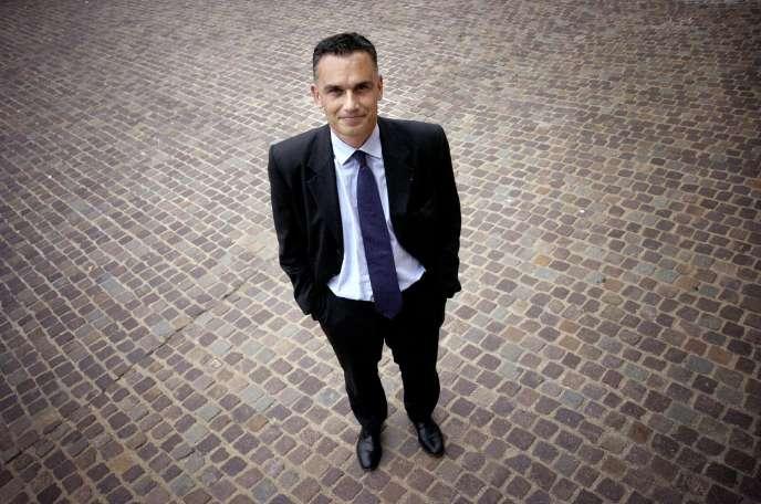 Arnaud Danjean, ancien membre de la Direction générale du renseignement extérieur (DGSE), préside aujourd'hui la sous-commission sécurité et défense du Parlement européen.
