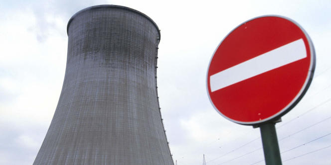 La centrale nucléaire de Tihange avait connu des problèmes de microfissures en 2012.