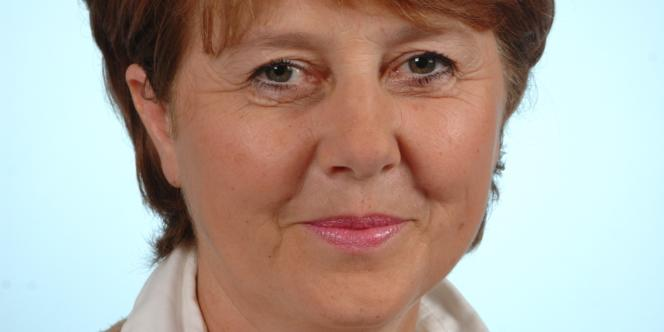 Patricia Adam, présidente de la commission de la défense à l'Assemblée nationale.