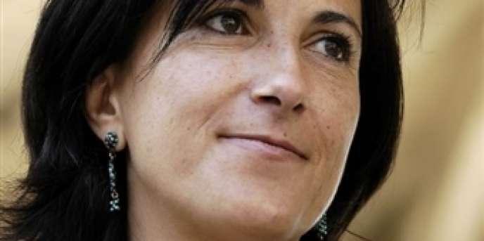 Sandrine Mazetier est secrétaire nationale PS à l'immigration.