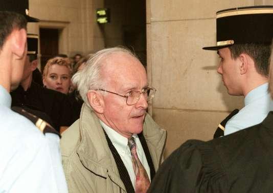 Robert Faurisson, le 27 février 1998.