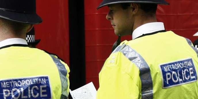 La Metropolitan police est sous le feu des critiques.