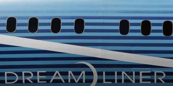 787 Dreamliner.