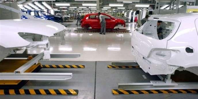 En mars 2007, Luciano Biondo a pris la tête de l'atelier montage de l'usine PSA de Mulhouse pendant deux ans avec tout autant de succès.