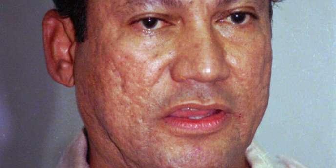 L'ancien dictateur du Panama, Manuel Antonio Noriega.
