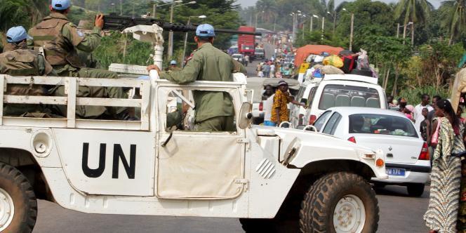 La force onusienne avait déjà été éclaboussée en 2007 par des cas d'abus sexuels perpétrés par des casques bleus marocains basés à Bouaké.