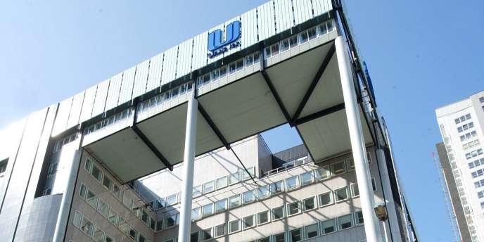 Le siège social du groupe Unilever, à Rotterdam.