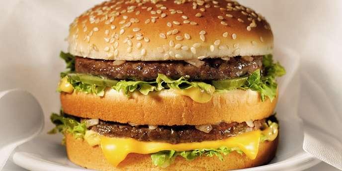 Le célèbre Big Mac de McDonalds, symbole de la culture du gigantisme américain, fête ses 40 ans de bons et loyaux au service.