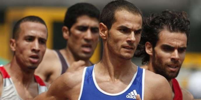 Mehdi Baala pourra participer aux mondiaux d'athlétisme en Corée du Sud.