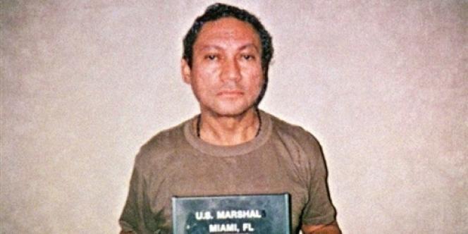Arrêté début 1990 par l'armée américaine lors de l'invasion du Panama, Manuel Noriega a passé vingt ans en prison à Miami pour trafic de drogue avant d'être extradé vers la France en 2010.