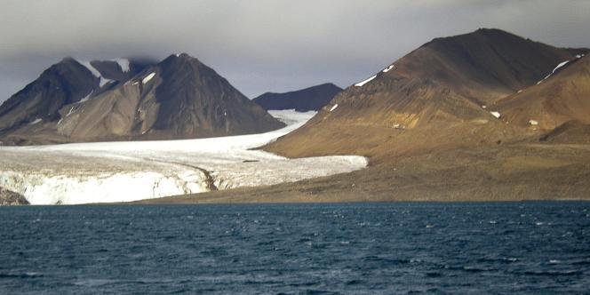 Le permafrost représente un quart de la surface des terres de l'hémisphère Nord.