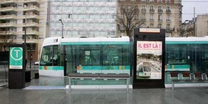 Neuf futures stations (sur 25) qui prolongent le Tramway T3 des Maréchaux, de la porte d'Ivry à la porte de la Chapelle, porteront le nom de femmes, telles Maryse Bastié ou Ella Fitzgerald.