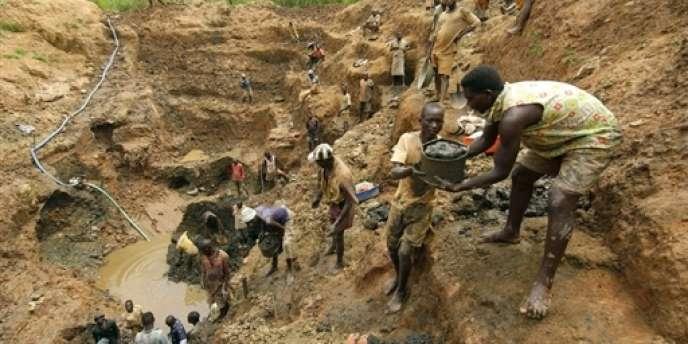 La République démocratique du Congo est riche en ressources minières.