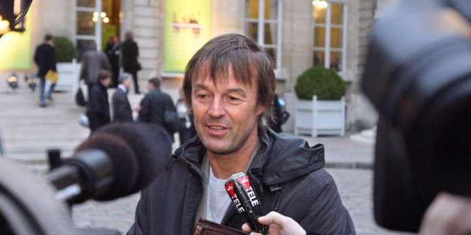 Depuis la sortie du Grenelle de l'environnement en octobre 2007, Nicolas Hulot a regretté que l'environnement soit redevenu
