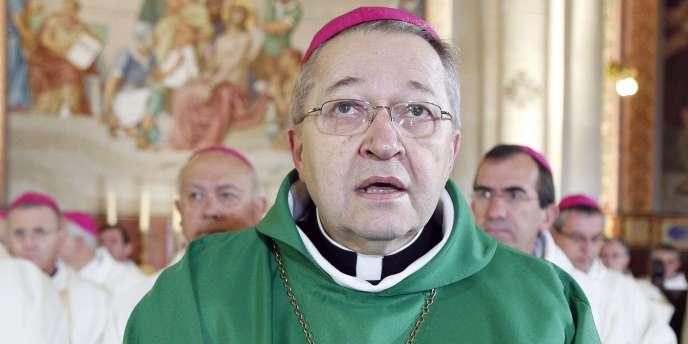 Monseigneur André Vingt-Trois a mis en garde contre