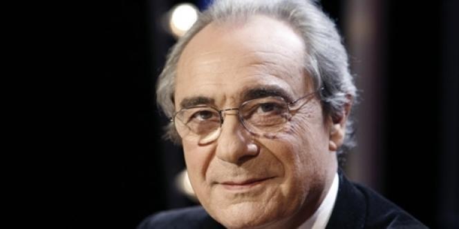 Bernard Debré, le 29 mars 2007 à Paris.