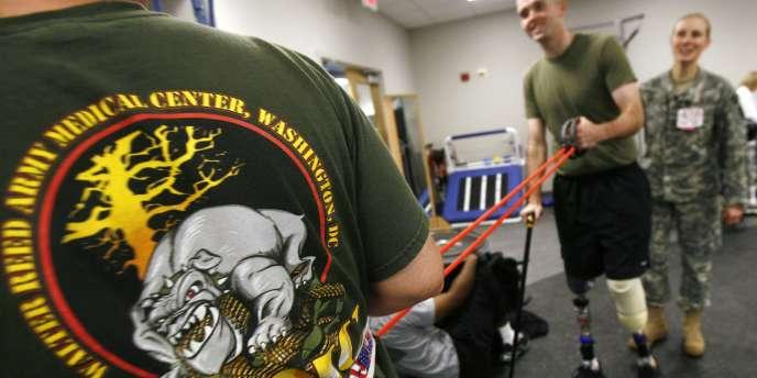 Les soldats font part de davantage de problèmes mentaux, tels que des états de stress post-traumatique, de dépressions graves ou d'abus d'alcool, durant une deuxième évaluation faite de trois à six mois après leur retour.