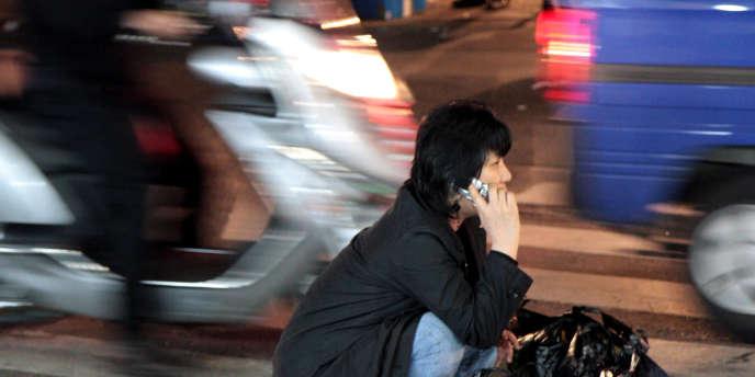 En Corée du sud, quand le téléphone sonne, impossible d'attendre : on répond.