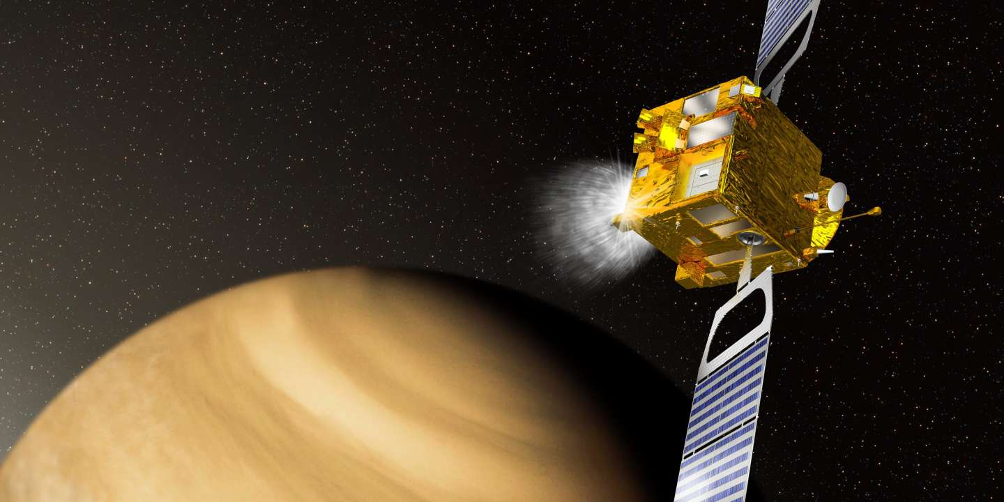 space probes of venus - 1440×720