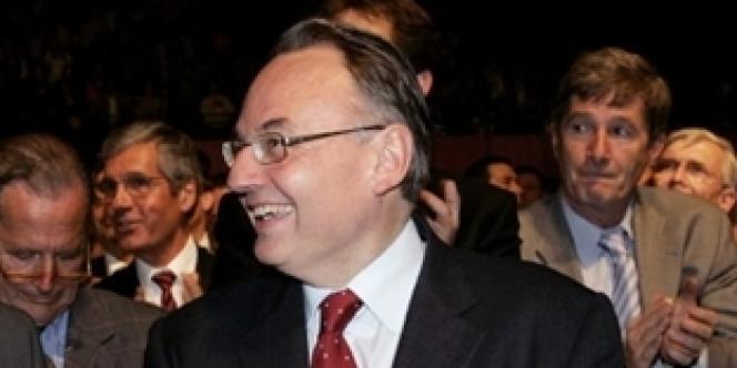 Jean-Louis Bourlanges, le 29 mai 2007.
