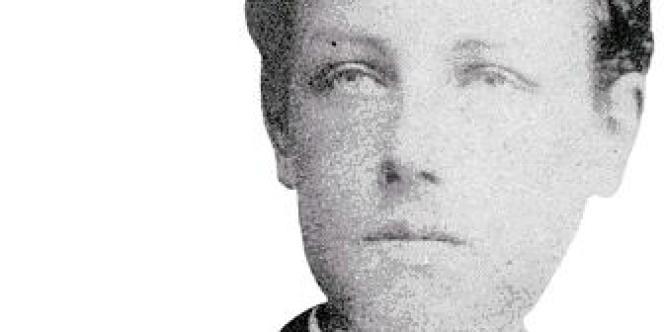 Portrait non daté d'Arthur Rimbaud.