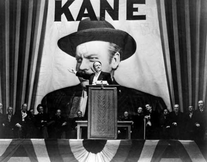 Une image du film d'Orson Welles,