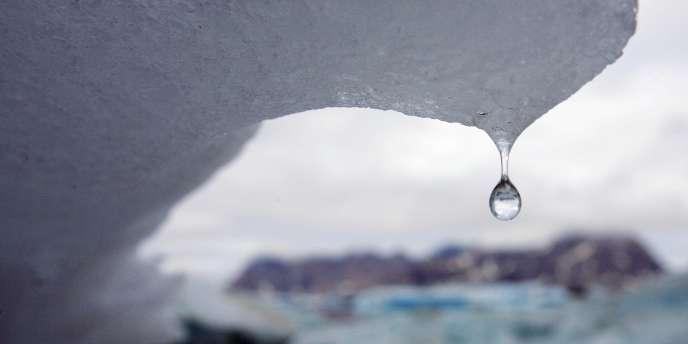 Les scientifiques étudiant l'atmosphère ont besoin de savoir à quelle température et à quel rythme l'eau gèle et se transforme en glace.