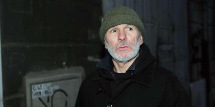 Jean-Marc Rouillan en décembre 2007, à Marseille.