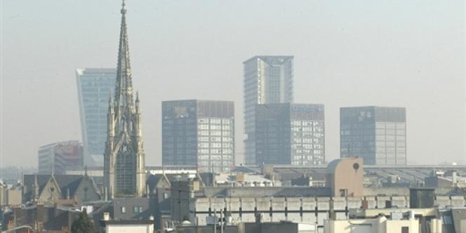 Vue de Lille.