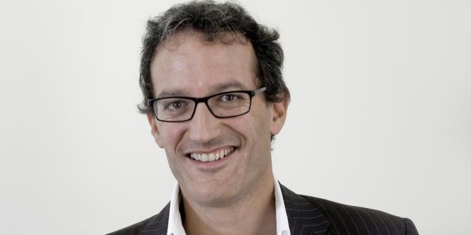 Dan Serfaty, cofondateur de Viadeo.