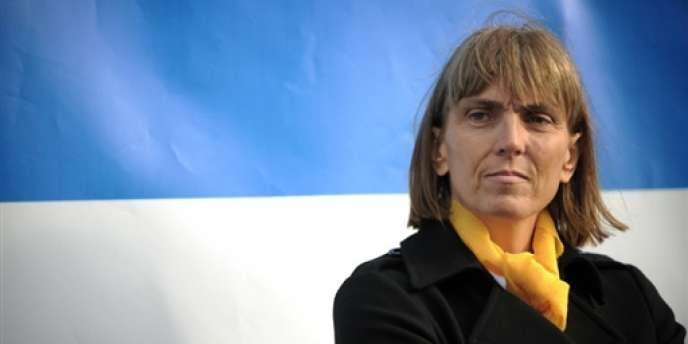 La sénatrice Nouveau Centre du Nord, proche de M. Borloo, a été investie candidate à la présidence du Sénat par le groupe de l'Union centriste et républicaine.