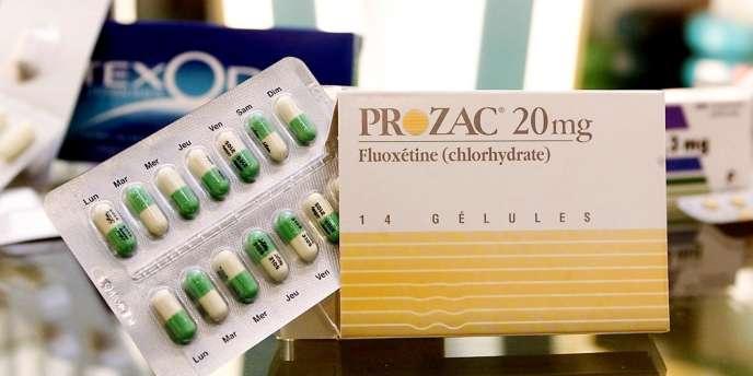 Le rapport 2013 de l'OCDE sur la santé publié le 21 novembre situe l'Hexagone au 23e rang des pays consommateurs d'antidépresseurs.