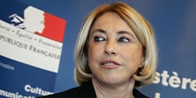 Maryse Joissains-Masini, maire (UMP) d'Aix-en-Provence.