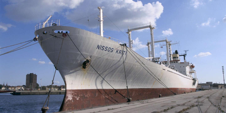 Le transport maritime émettrait deux fois plus de gaz à ...