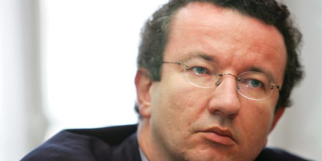 Christian Paul, député de la Nièvre.