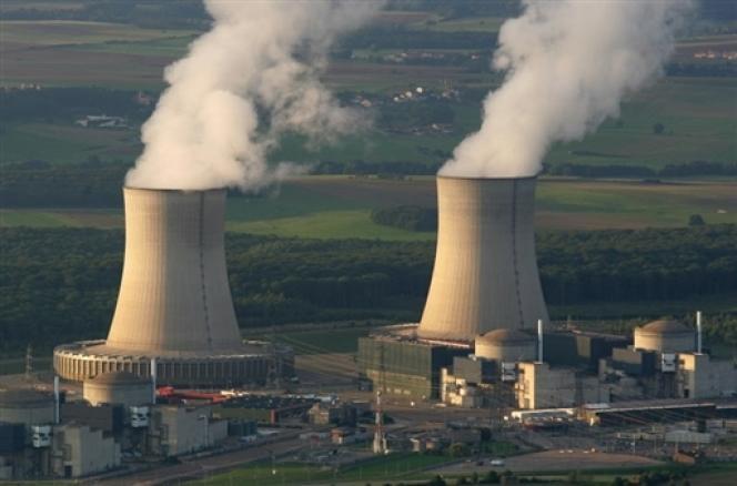La centrale nucléaire de Cattenom