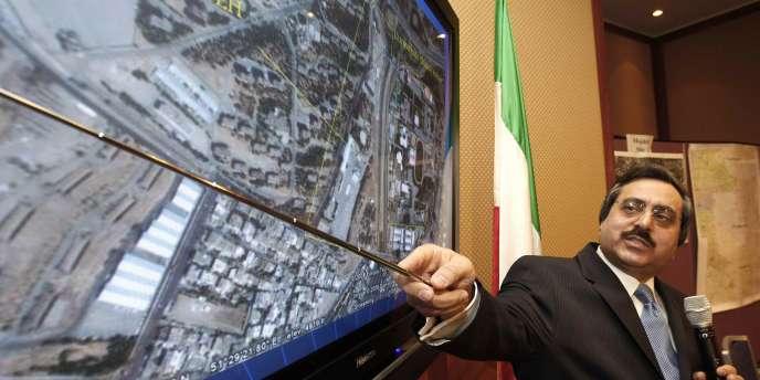 En septembre 2009, le président américain Barack Obama avait révélé des preuves de l'existence d'un site nucléaire secret à Qom.