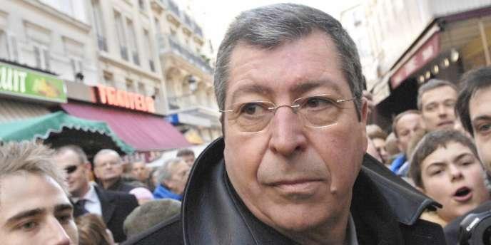 Patrick Balkany en février 2008.