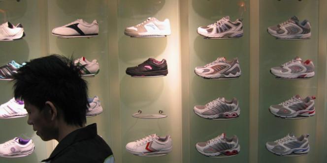 Fondée en 1906 à Boston, la marque New Balance vend chaque année près de 40 millions de paires de chaussures.