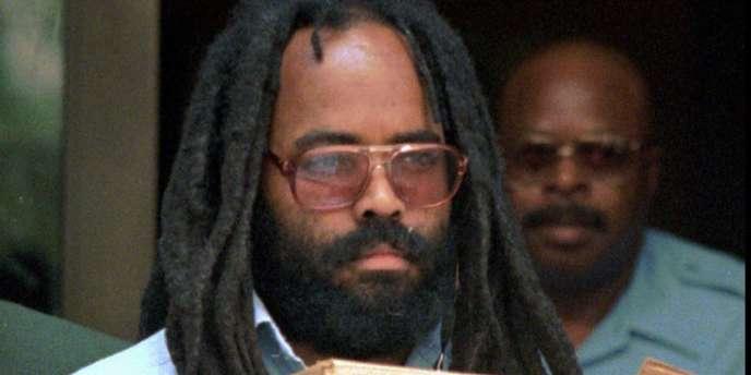 Mumia Abu-Jamal en 1995.