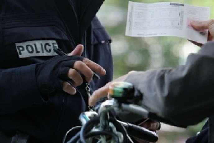 Les cyclistes strasbourgeois coupables d'infraction sont désormais redevables d'une amende spécifique de 45.60 euros.