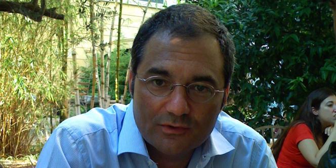 Joseph Bahout, politologue, chercheur à l'Académie diplomatique.