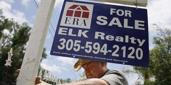 Le stock des invendus s'élève à 4 millions de logements, en hausse de 2,5 %.