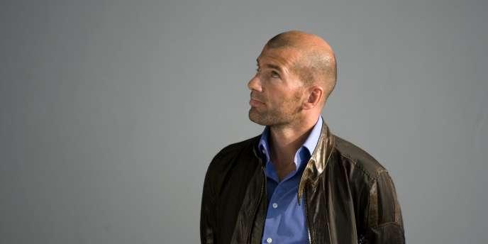 Zinedine Zidane, en mai 2008.