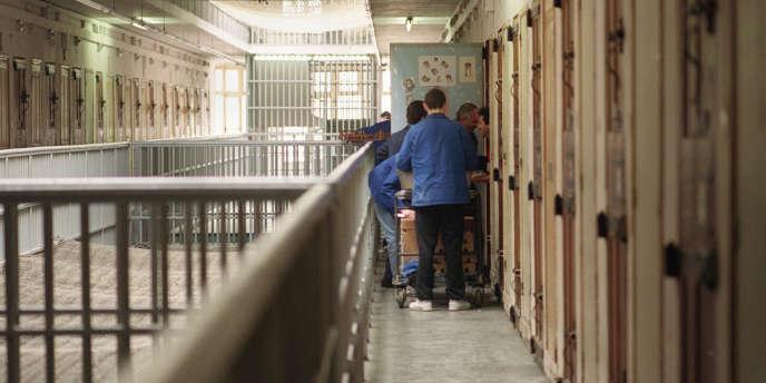 Dans la prison des Baumettes à Marseille