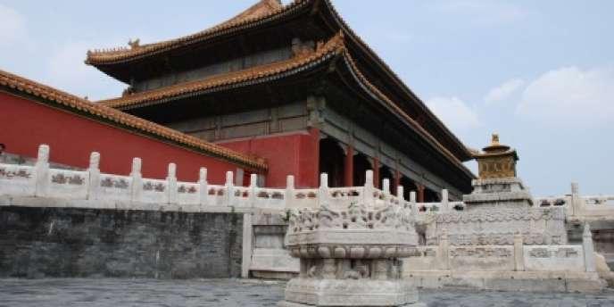 La Cité interdite, Beijing.