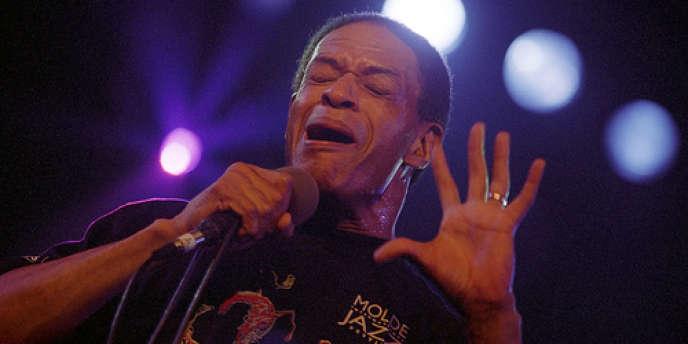 Al Jarreau, crooner soul et jazzman pop.