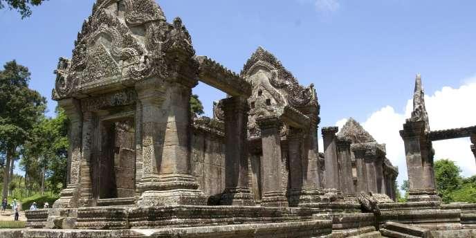 Le temple khmer de Preah Vihear est l'un des sites les plus visités du Cambodge après Angkor.