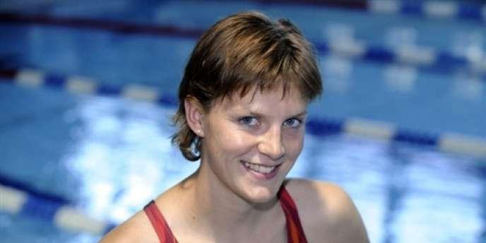 Amélie Cazé disputera les Jeux olympiques de Londres en 2012.